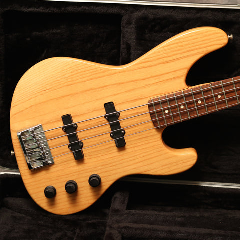1990 Fender Jazz Bass Plus, Natural