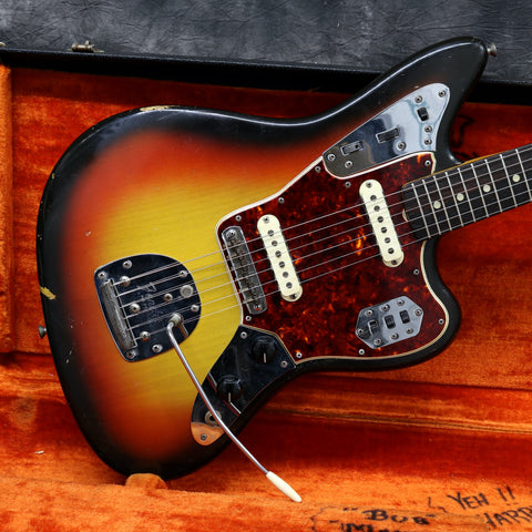 1965 Fender Jaguar, Sunburst
