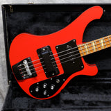 1989 Rickenbacker 4003, Red BH BT