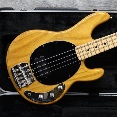 1980 Music Man Stingray, Natural