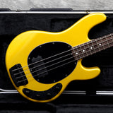 2017 Music Man Stingray 4, Firemist Gold