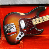 1973 Fender Jazz Bass, Sunburst