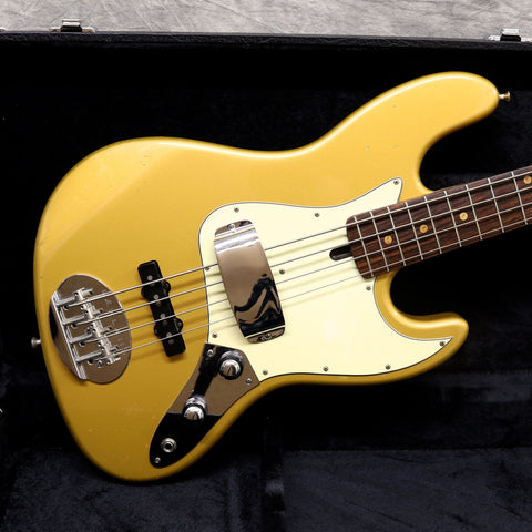 2004 Lakland USA Joe Osborn 44-60 - Stack Knob Jazz - Shoreline Gold