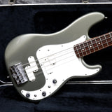 1983 Fender Elite Precision Bass II, Pewter