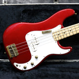 1981 Fender Precision Special, Candy Apple Red