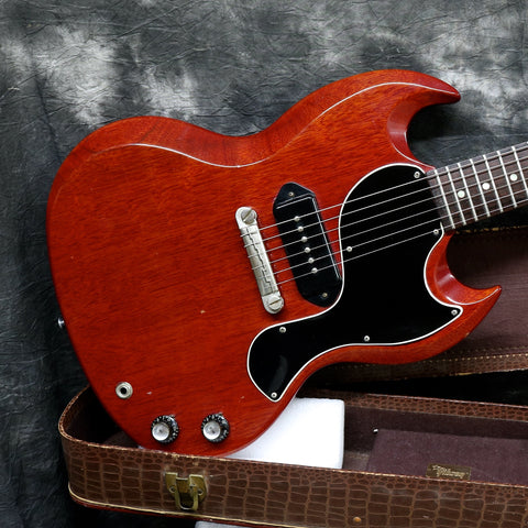 1962 Gibson Les Paul Junior, Cherry