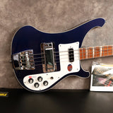 2017 Rickenbacker 4003, Midnight Blue *CALL/EMAIL TO ORDER*
