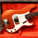 1968 Fender Precision Bass, Candy Apple Red