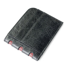 men's leather wallets zipper card holder men Clutch Purse Black red Brown Drop shipping #7m