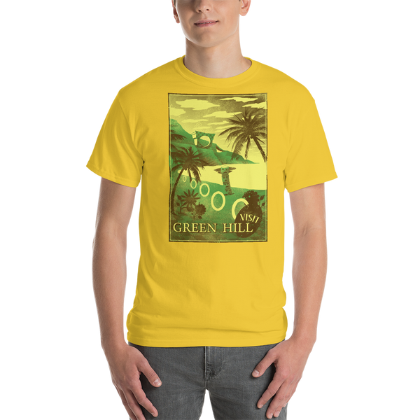 GA Legacy Shirt - Green Hill
