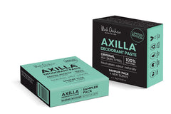 Axilla minis scents sample packs