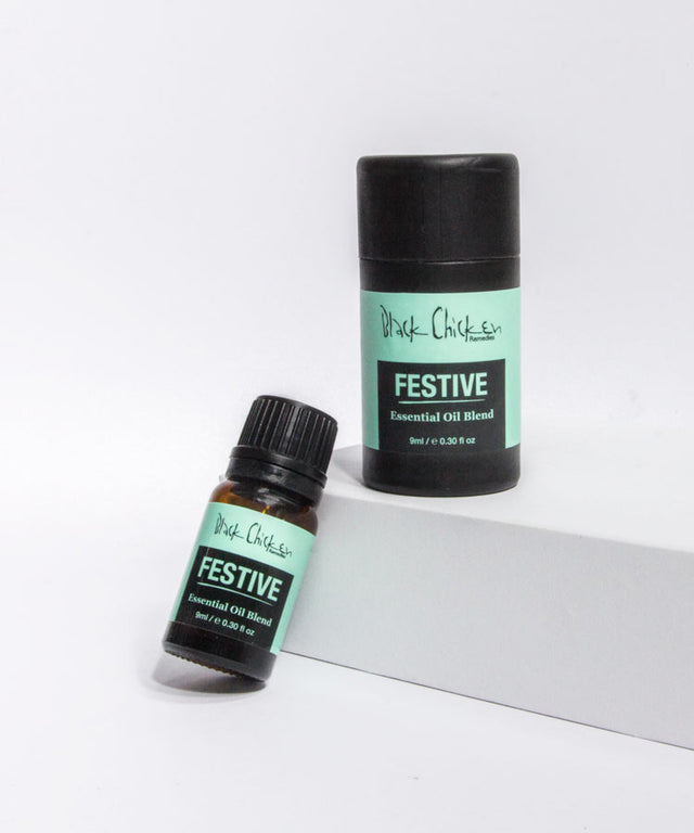 Festive Essential Oil Blend to Boost Joy and Promote Emotional Healing.