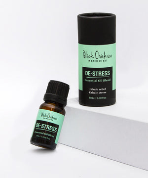 Essential oil blends for stress and anxiety