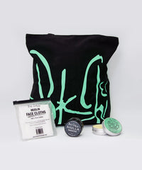 Gym Bag Muslin Face Cloth Natural Deodorant Multi Purpose Product