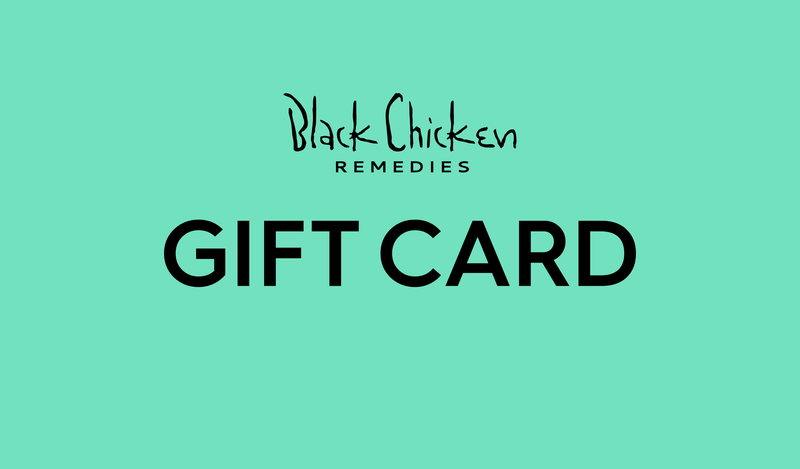 Black Chicken Remedies E-Gift card
