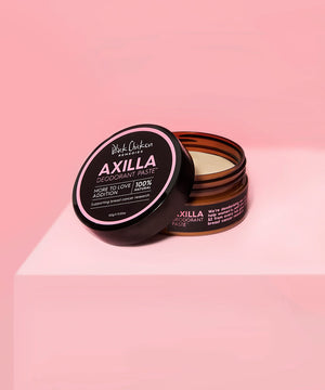 Axilla Natural Deodorant Paste More To Love for your body