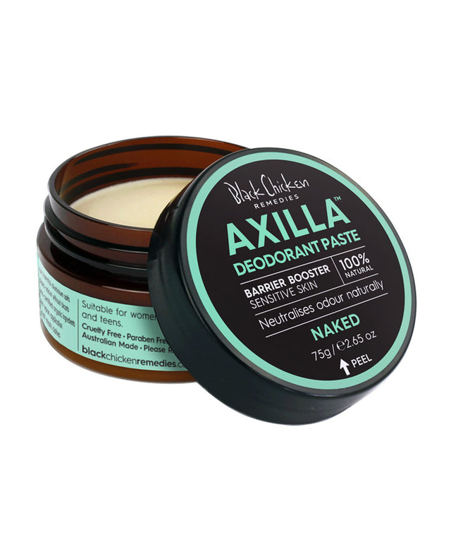 Axilla Deodorant Paste For Sensitive Skin Naked Smell