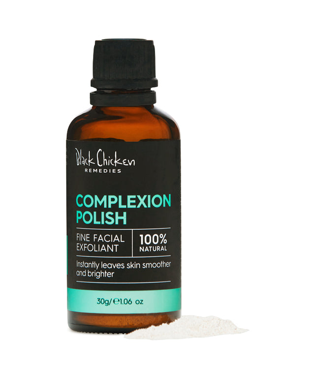 Complexion Polish - Natural Face Exfoliant