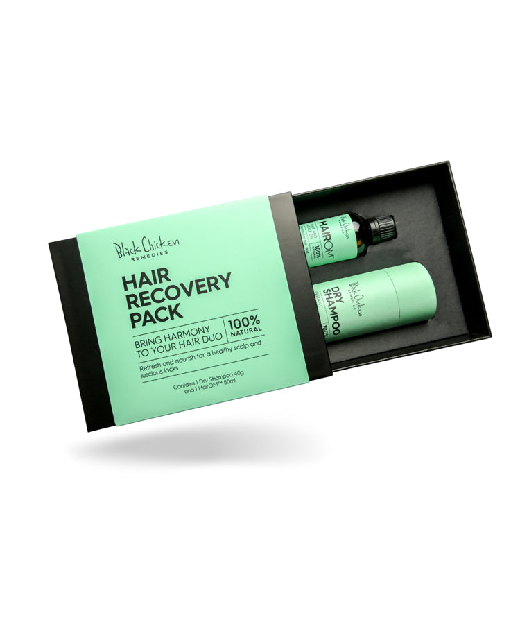 Hair Recovery Pack - Natural Hair Care Pack