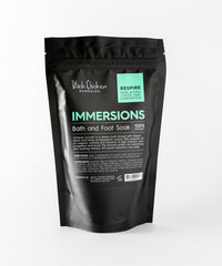 Immersions Bath and Foot Soak - Respire