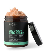 Love Your Body Polish - Natural Body Exfoliant