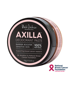 Axilla™ Deodorant Paste Barrier Booster -  Pink Edition