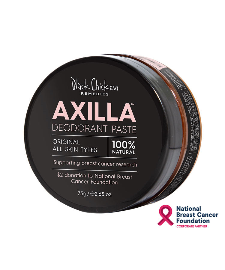 Axilla™ Deodorant Paste Original - Pink Edition
