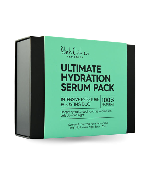 Ultimate Hydration Serum Pack