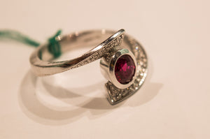 Ruby Ring 1,08 ct
