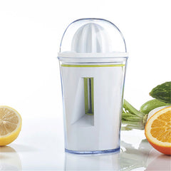 4 In 1 spiral slicer + juicer
