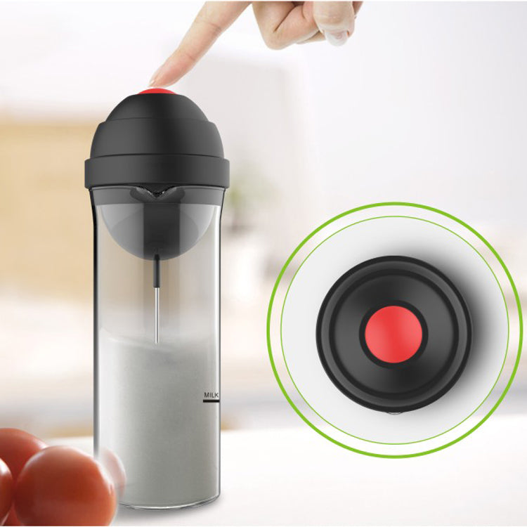 Electric Coffee Milk Frother Foamer Machine