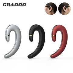 Waterproof Earhook Bluetooth Earphones