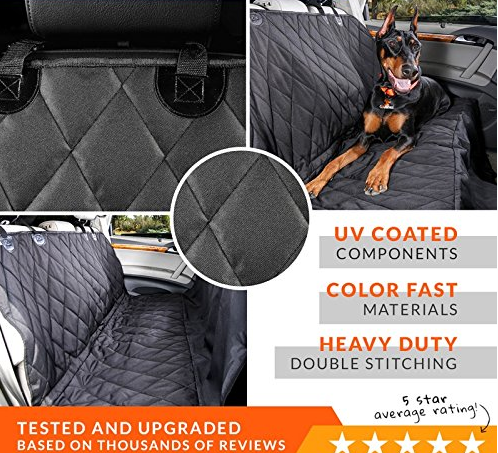 Car Dog Carrier Seat Cushion