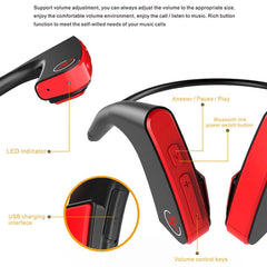Sport Bone Conduction  Bluetooth Earphones