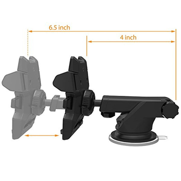 Easy One Touch Car Mount Universal Phone Holder