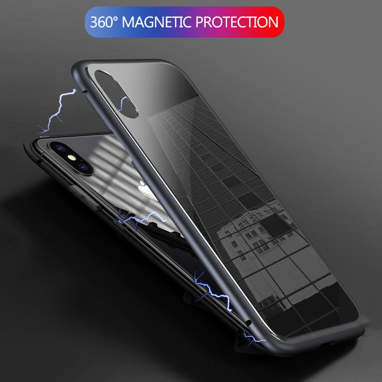 iRon Adsorption iPhone Case