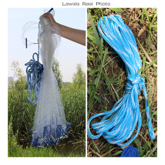 American Hand Fishing Cast Net