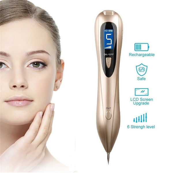 Mole Tattoo Removal Laser Pen