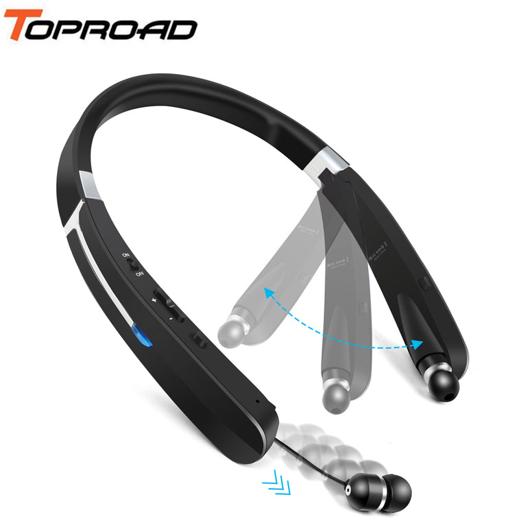 Wireless Headphone Foldable Bluetooth Headset