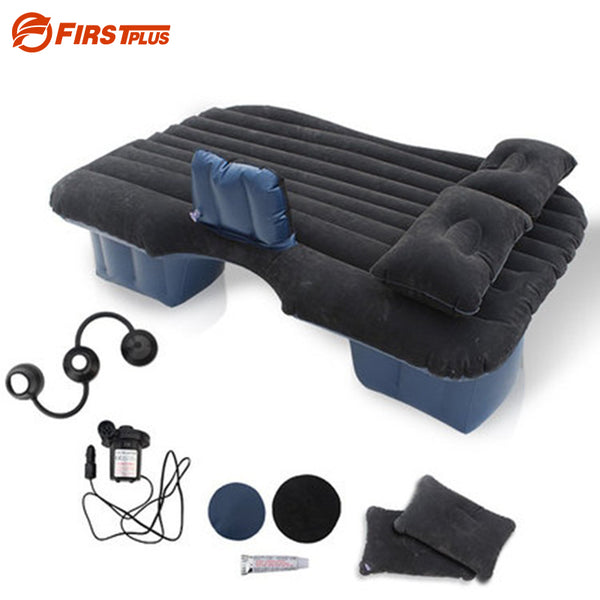 Car Travel Inflatable Air Bed Mattress, Great For Camping