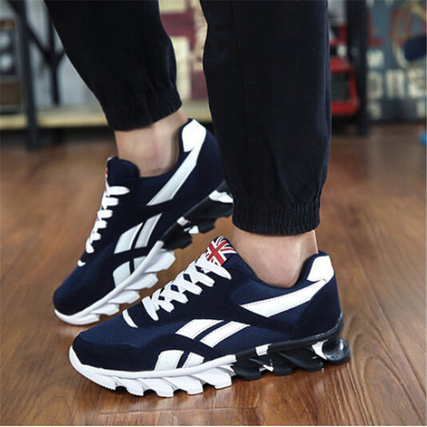 Men's Trending Style Sneakers Sports Running Shoes.