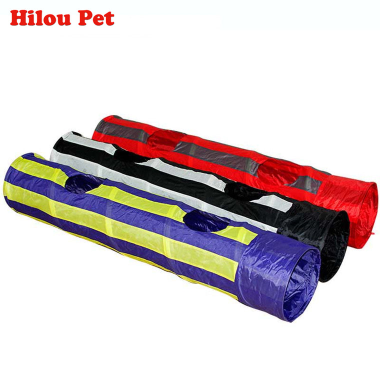 Pet Tunnel, Cat Dog or Rabbit  Play Tunnel Fordable.