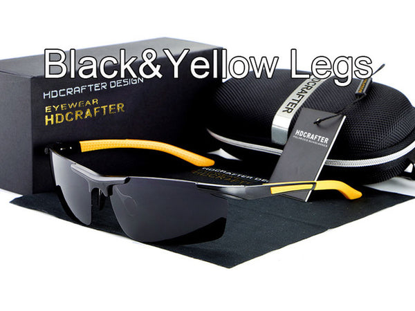 Night Vision Polarized Men's Sunglasses