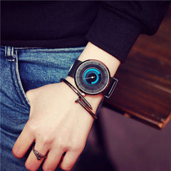 2018 New Fashion Watch, For Women & Men, Rubber Silicone Wrist, Quartz Watch, Casual.