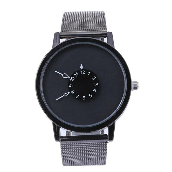 2018 Luxury Women Watch, New Fashoin Mesh Stainless Steel, Quartz Dress up.