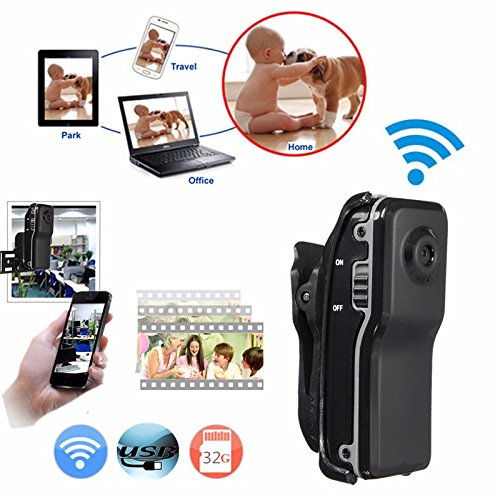 WiFi Wireless Digital Mini Camera