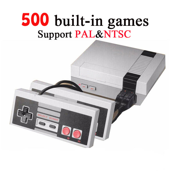 Video Game Console With 500 classic Games