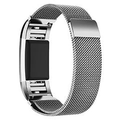 Man Magnetic Lock Strap Fabulous Stainless Steel Metal Watch Wrist Band Strap.