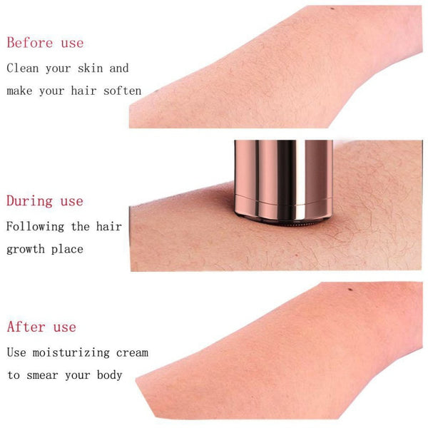 Mini Razor Electric Hair Removal