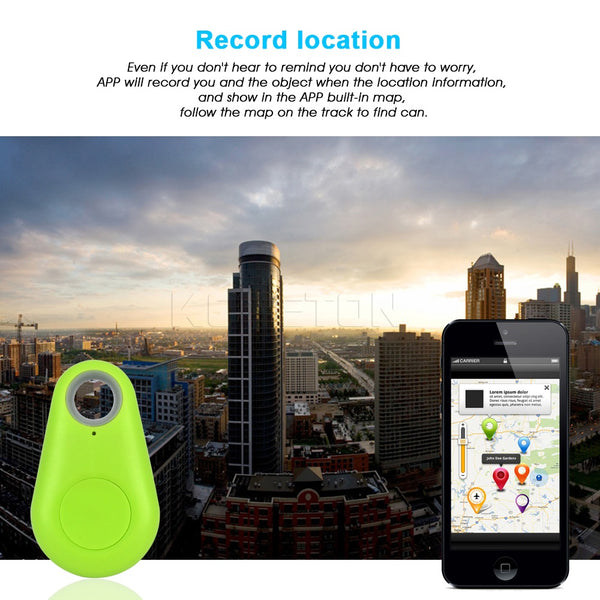Smart Tag Wireless Bluetooth Pet Tracker